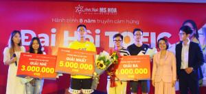 [Doanh nghiệp & thương hiệu] Anh ngữ Ms Hoa tổ chức cuộc thi TOEIC miễn phí cho gần 1000 thí sinh