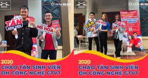 Anh ngữ Ms Hoa đồng hành cùng tân sinh viên Đại học Công Nghệ Giao Thông Vận Tải Hà Nội