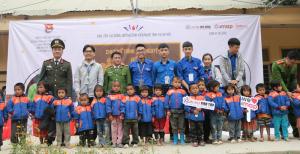 Đông Ấm cùng IMAP Việt Nam - đem hơi ấm đến vùng cao