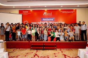 [HCM] Mừng Aland English Khai Trương Cơ Sở Đầu Tiên Tại Hồ Chí Minh