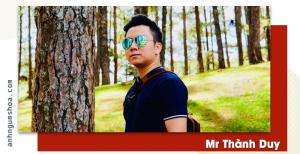 Nguyễn Thành Duy - inspirational messenger - Hà Nội