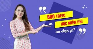 Lịch khai giảng các lớp TOEIC tháng 6/2019 tại TP. Hồ Chí Minh