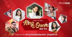 [KING & QUEEN] Tìm Kiếm 'Gương Mặt Vàng' Giáo Viên IMAP