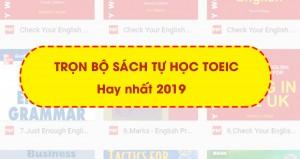 Top 5 Cuốn sách tự học TOEIC hay nhất 2019