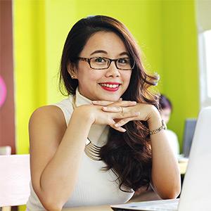 Ms Hoa founder trung tâm Anh ngữ Ms Hoa - Chuyên gia đào tạo TOEIC