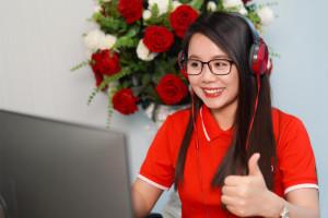 [Giáo dục & Thời đại] Chuyển đổi số mang lại hiệu quả đào tạo TOEIC cho Anh ngữ Ms Hoa