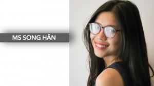Ms Song Hân - Energetic Messenger - Đà Nẵng