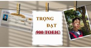 Chinh phục 900 TOEIC: Bí quyết chỉ gói gọn trong ba từ