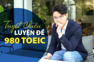 [VnExpress] Thầy giáo 980 TOEIC chia sẻ bí quyết học tập