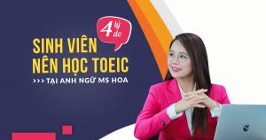 Lịch khai giảng các lớp TOEIC tháng 5/2019 tại Đà Nẵng
