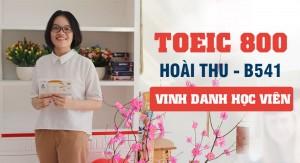 Hoài Thu - Vừa được 800 TOIEC vừa được N3 tiếng Nhật và ước mơ chinh phục 5 ngoại ngữ