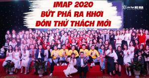 YEAR END PARTY 2020 IMAP BỨT PHÁ RA KHƠI  - ĐÓN THỬ THÁCH MỚI