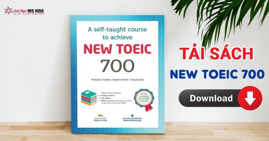 New TOEIC 700 - Sách ôn thi TOEIC theo đề mới [PDF + Audio]