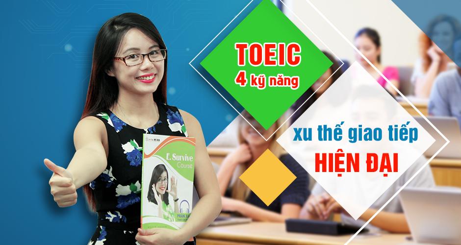 Lộ trình học tiếng Anh giao tiếp Công việc - TOEIC Speaking, Writing Level 0-100 Free (Inter)