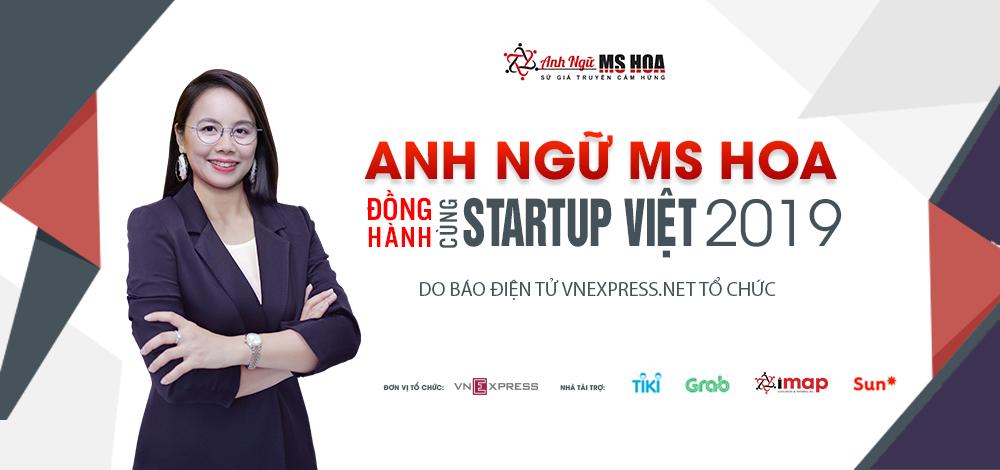 Đồng hành Start Up Việt 2019