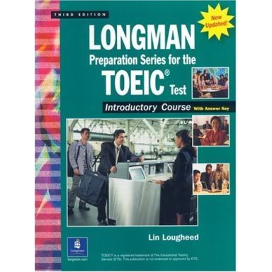 Sách Longman Preparation Series for the TOEIC Test: Introductory Course