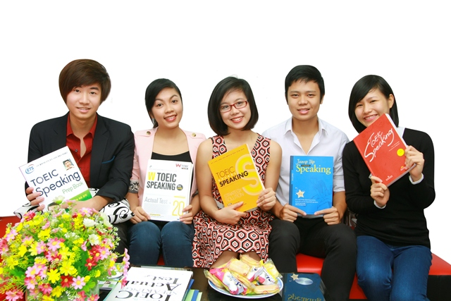 Trung tam luyen thi TOEIC Ms Hoa TOEIC