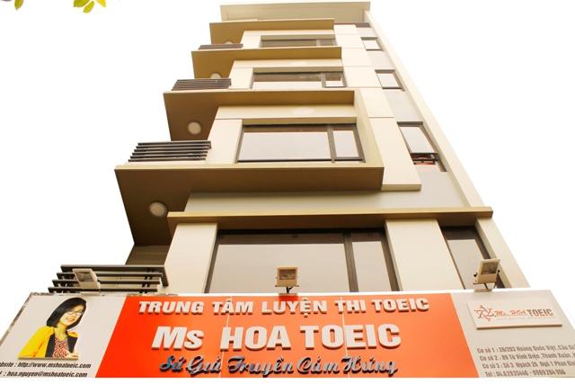 Ms Hoa TOEIC Phan Dinh Giot
