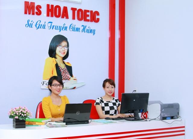 Le tan Ms Hoa TOEIC