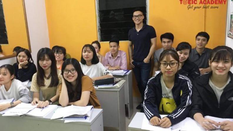 Trung tâm TOEIC Academy