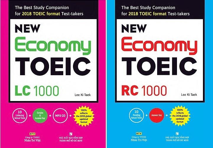 Sách New Economy TOEIC 2018