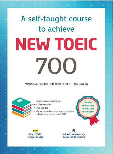 Sách New TOEIC 700