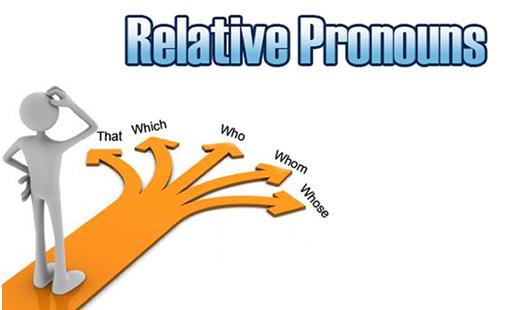 Đại từ quan hệ (Relative pronouns)