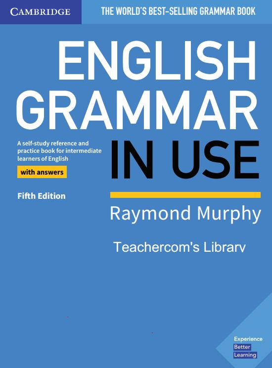 SáchEnglish Grammar in Use 2019