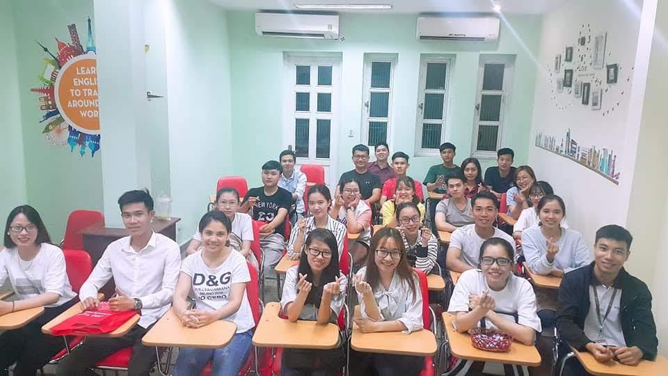 Lớp TOEIC 4 kỹ năng tại Anh Ngữ Ms Hoa