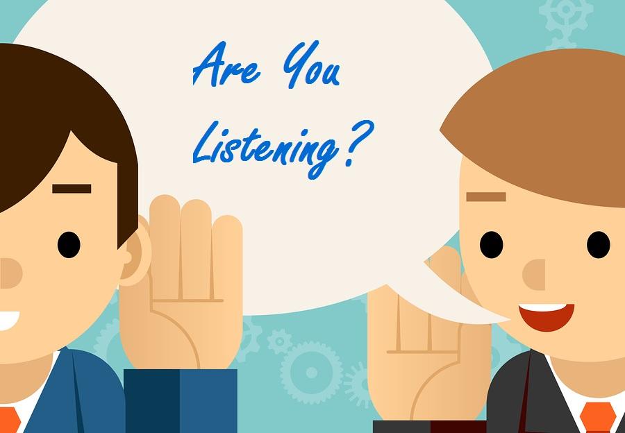 Kết hợp kỹ năng nghe và nói