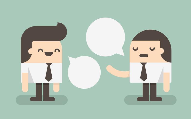 Tương tác với người khác sẽ giúp bạn giao tiếp tiếng Anh tốt hơn