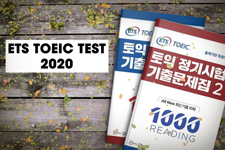DOWNLOAD Trọn bộ ETS TOEIC TEST 2020 Mới Nhất | Anhngumshoa.com