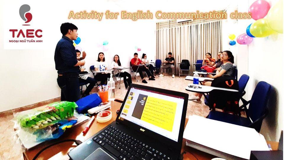 Trung tâm ngoại ngữ Tuấn Anh TAEC