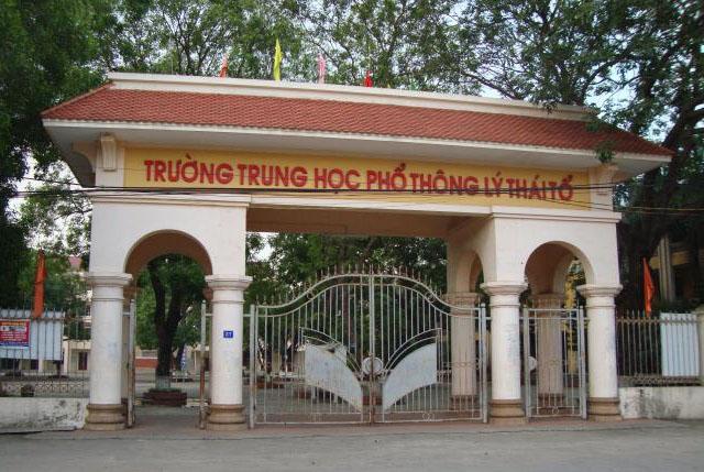Trường THPT Lý Thái Tổ