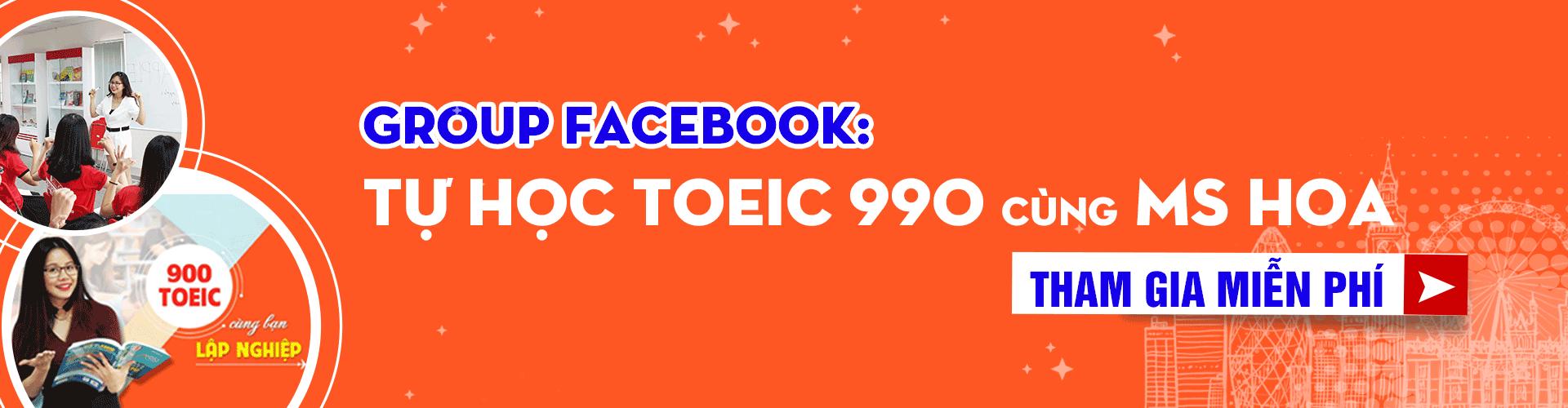 Group tự học toeic 990
