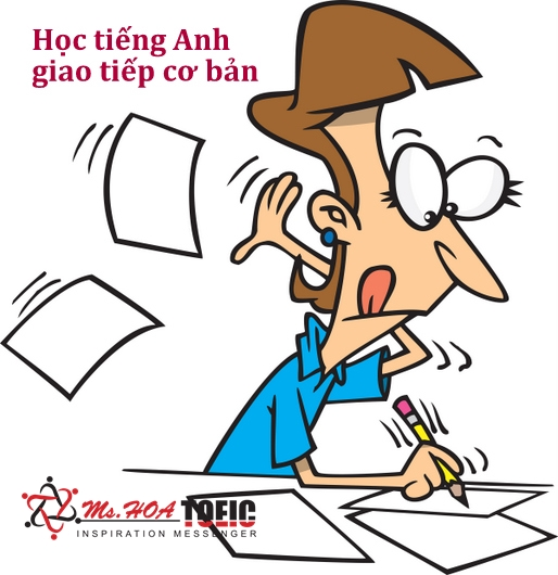 hoc tieng anh giao tiep co ban