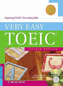 Sách TOEIC very easy TOEIC