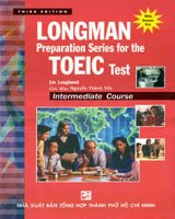 Sách Longman Preparation Series for the TOEIC Test - Intermediate Course