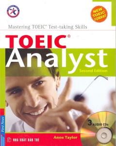 Tài liệu luyện thi TOEIC: Sách Toeic Analyst