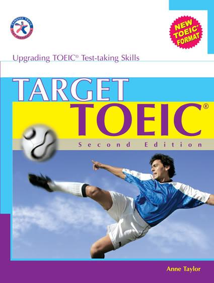 Tài liệu luyện thi TOEIC: Sách Target TOEIC