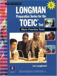Sách Longman Preparation Series for the TOEIC Test More Practice Tests