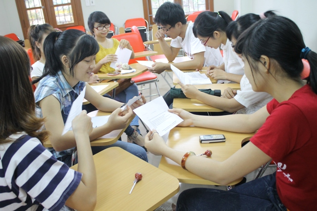 CLb tieng anh Paint yourself ms hoa toeic