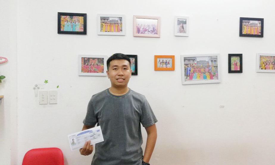 học viên điểm cao toeic 800_anhngumshoa